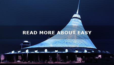 Easy– Software for the integrated planning and calculation of lightweight surface structures